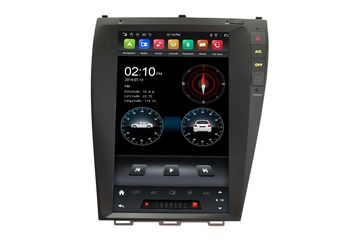12.1 Inch Android Vertical Screen Car Radio Multimedia CarPlay Android Auto For Lexus ES240 / ES350