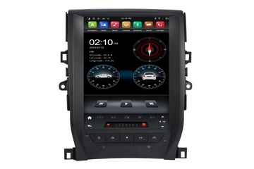 12.1 Inch Android Vertical Screen Car Radio Multimedia CarPlay Android Auto Toyota REIZ 2010-2013