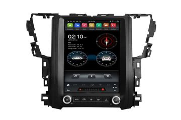 In Dash 12.1 Inch Android Vertical Screen Car Radio Multimedia For Toyota Alphard 2016-2020