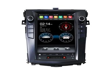 9.7 Inch Android Vertical Screen Car Radio Multimedia CarPlay Android Auto Toyota Corolla 2008-2013