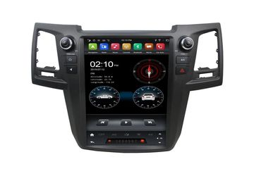 12.1 Inch Android Vertical Screen Car Radio Multimedia CarPlay Android Auto Toyota Fortuner 2008