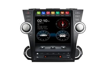 12.1 Inch Android Vertical Screen Car Radio Multimedia CarPlay Android Auto For Toyota Highlander
