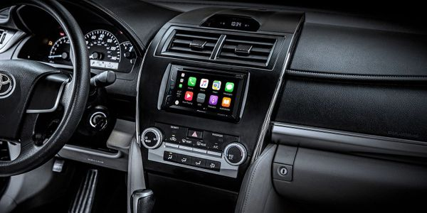 Aftermarket In Dash Car Stereo Multimedia, Car Video Player Navigation, Carplay, Android Auto