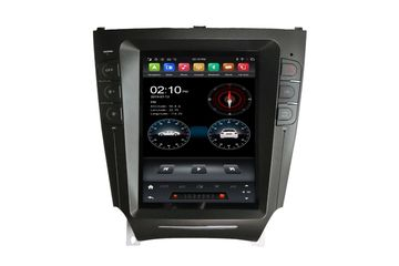 9.7 Inch Android Vertical Screen Car Radio Multimedia CarPlay Android Auto Lexus IS Series 2005-2012