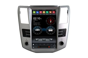 12.1 Inch Android Vertical Screen Car Radio Multimedia CarPlay Android Auto Lexus RX300 / RX330