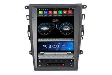 12.1 Inch Android Vertical Screen Car Radio Multimedia CarPlay Android Auto Ford Mondeo 2013-2017