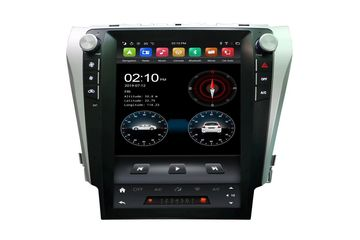 12.1 Inch Android Vertical Screen Car Radio Multimedia CarPlay Android Auto Toyota Camry 2012-2015