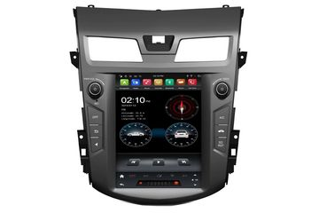10.4 Inch Android Vertical Screen Car Radio Multimedia CarPlay Android Auto Nissan Teana 2013-2016