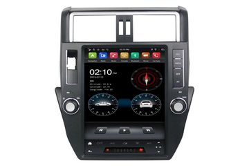 12.1 Inch Android Vertical Screen Car Radio Multimedia CarPlay Android Auto Toyota Prado 2010-2013