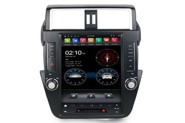 12.1 Inch Android Vertical Screen Car Radio Multimedia CarPlay Android Auto Toyota Prado 2014-2017