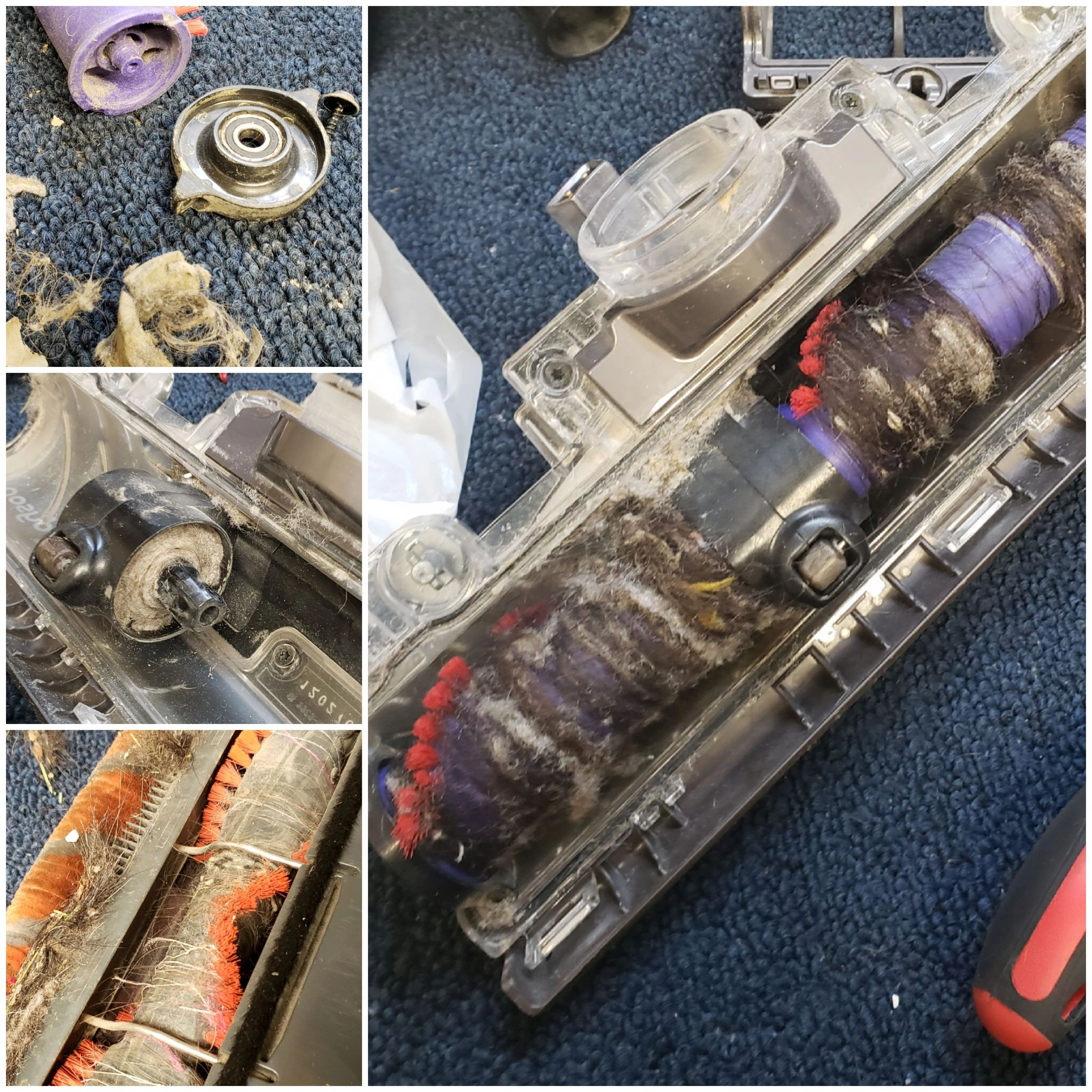 Bagless vacuum cleaners, are you doing the proper maintenance?