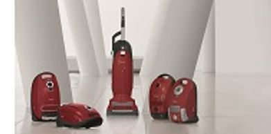 Miele upright vacuum and canister vacuums are great for  pet owners. vacuum best vacuum hepa AirCLean Filter HomeCare