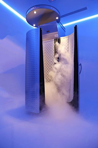 Full Body Cryo Therapy