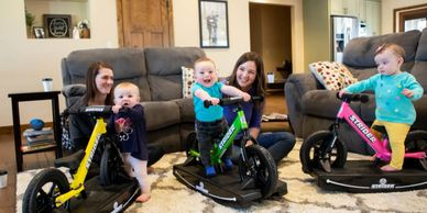 STRIDERS BIKE FOR LITTLE ONES .