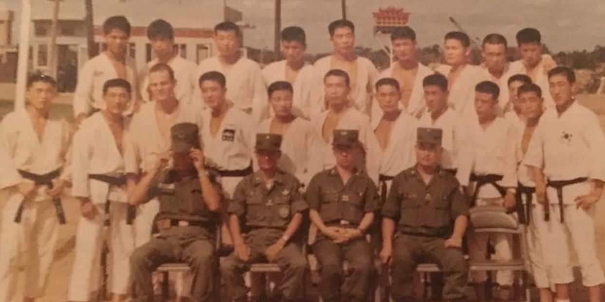 (Republic of Korea, Army Instructors Group - Vietnam - 1968)