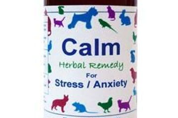 Calm, To help your pet cope with stress, anxiety and hyperactivity.