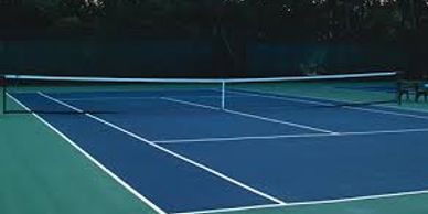 Tennis, Basketball Pickle ball Courts