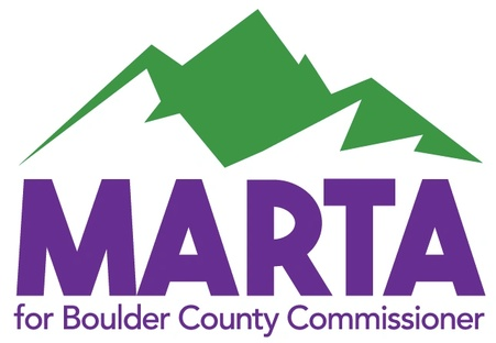 Marta for Boulder County Commissioner