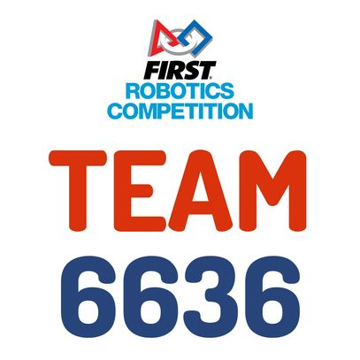 FIRST Robotics Competition Team 6636