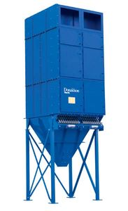 The Donaldson Torit Dalamatic dust collector automatic reverse-jet fabric filter  high collection