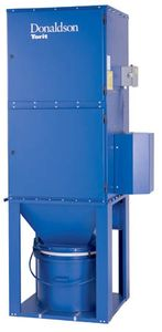 Donaldson Torit Unimaster dust collector shaker-type compact applications