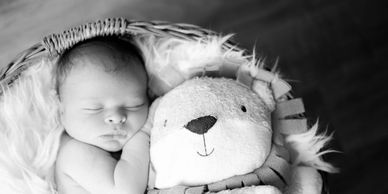 Newborn Photography in Fargo North Dakota