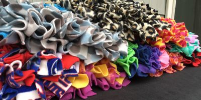 group of snuffle mats