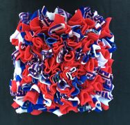 New York Giants snuffle mat