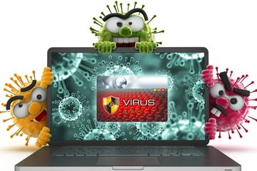 Virus, malware and spam removal.