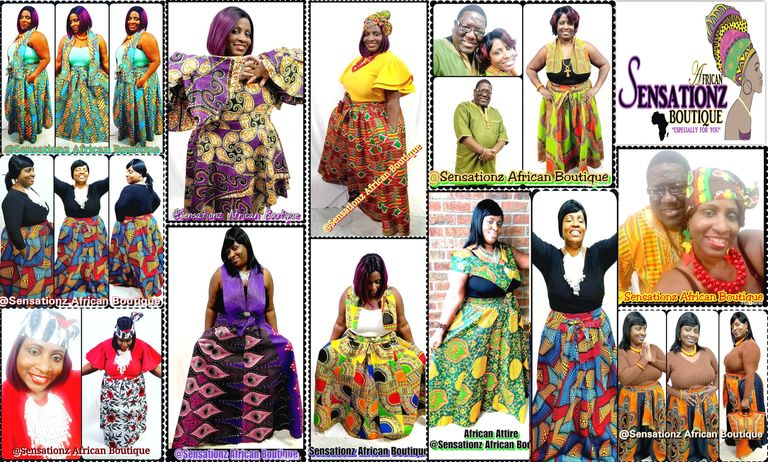 BLACK HISTORY MONTH SHOP CLOTHING AND ACCESSORIES 25% OFF. TAKE A LOOK AT OUR AFRICAN ATTIRE!