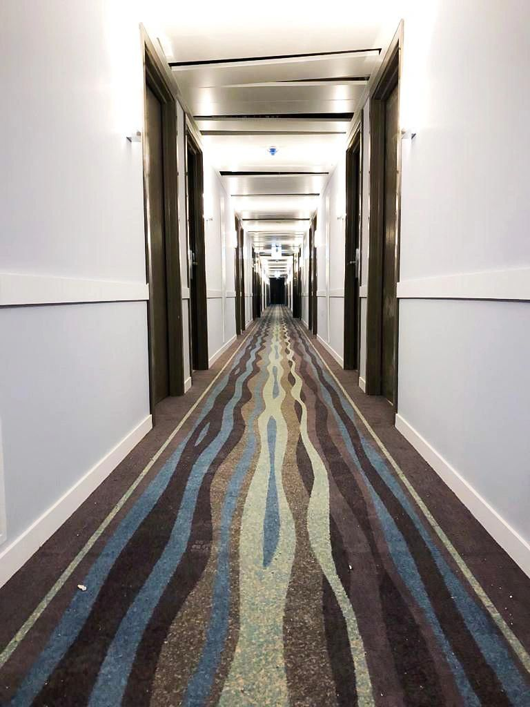 commercial hotel carpet