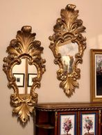 Gilt Wood Mirrors