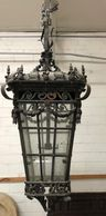 Antique Lanterns Designer Lighting  Architectural Salvage Dallas