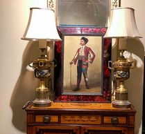 Antique Lamps Antique Lighting  Antique Store Dallas Designer Lighting