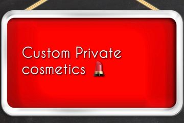 Receive a digital list of verified vendors to create your own private makeup line.