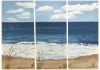 "OCEAN VIEW I  16"" h x 22.5 w image size"
