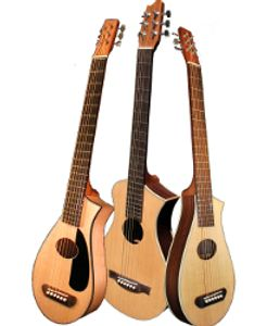 The Vagabond Guitar Family