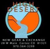 High Desert Life Outdoors New Gear & Exchange