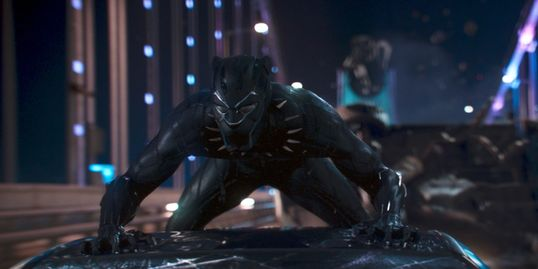 Photo: Black Panther Credit: © 2018 Marvel Studios