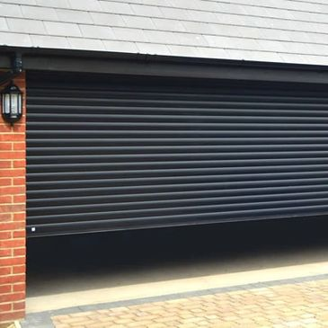 Garage Roller and Sectional Doors