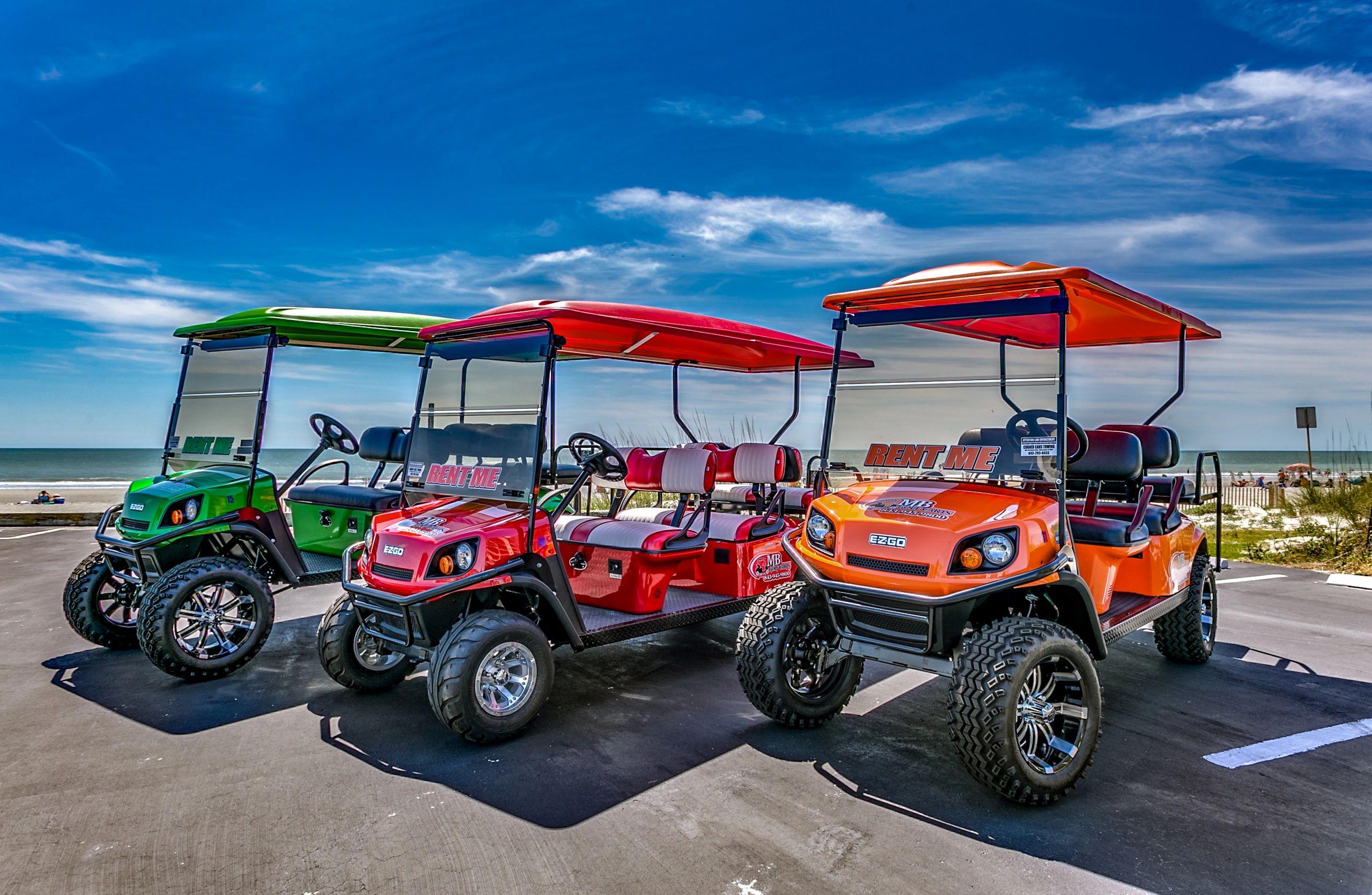 37++ Affordable golf car rentals north myrtle beach sc ideas