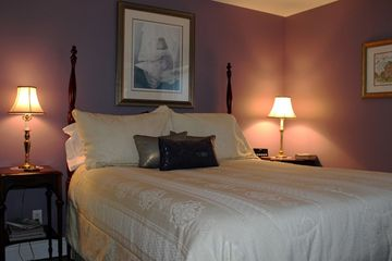 Lavender Room Bed