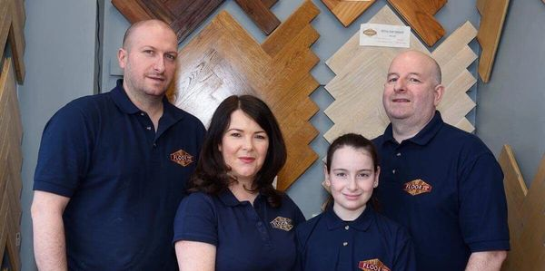 Floor It - Letterkenny, Staff members