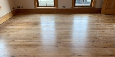 Grand plank engineered wood flooring. these long boards have a 6mm top.