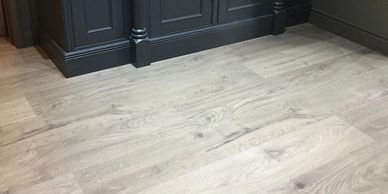 Long Length extra wide Laminate wood flooring supplied and installed by FloorIT