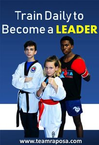 Back to school leadership, taekwondo, boxing, kickboxing, self defense, youth, kids, teenagers