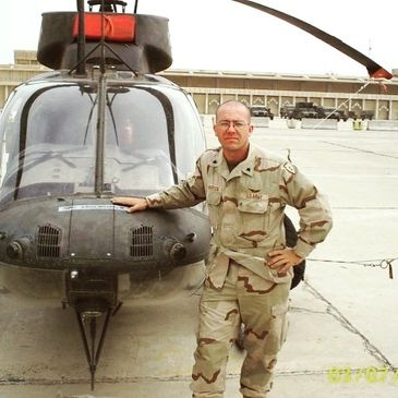 Neil, US Army, Kiowa Helicopter, Veteran, gunsmith, owner