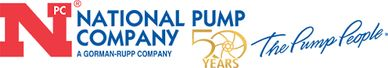 National Pump Logo