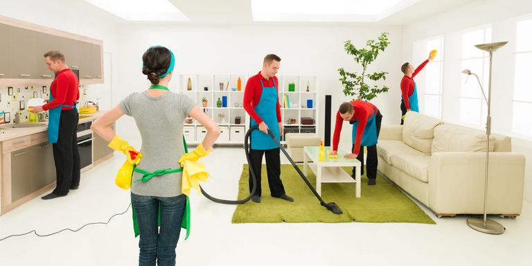 Boston Cleaning Services
