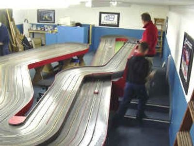 The Bournemouth Superslot Raceway